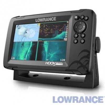 Lowrance HOOK Reveal 7 TripleShot (000-15520-001) MEMORYGROUP.RU