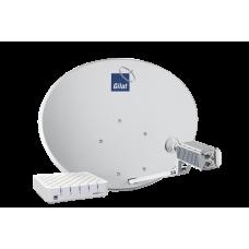 Комплект спутникового интернета 0,74М, 1ВТ Sensat