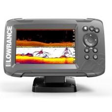 Lowrance Hook2-5x GPS  Splitshot+струбцина  в подарок