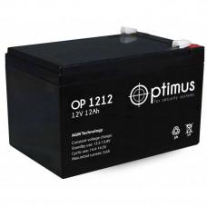 Аккумулятор Optimus 12-12