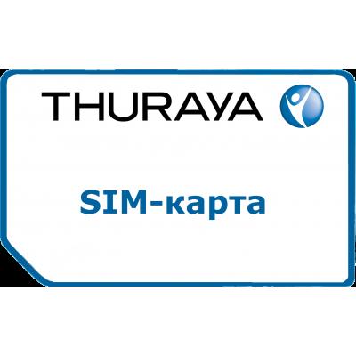 SIM-карта Thuraya