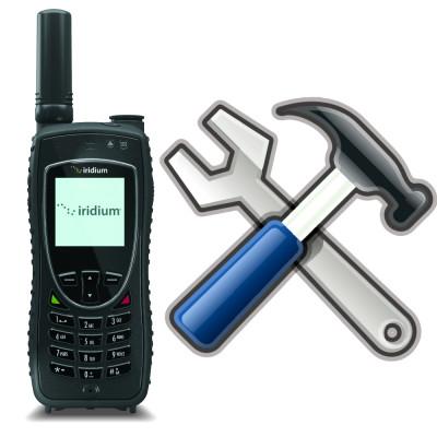 Диагностика  и ремонт телефона Iridium Extreme 9575