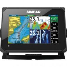 Картплоттер-эхолот Simrad GO 7 XSR ROW ACTIVEIMAGING 3-IN-1